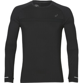 asics Thermopolis Plus - Camiseta manga larga running Hombre - negro
